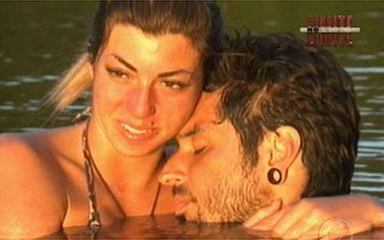 Tem casal novo no No Limite: Rafão e Jéssica