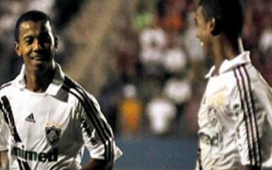 Os gols de Uberaba-MG 0 x 2 Fluminense pela 2ª fase da Copa do Brasil 2010