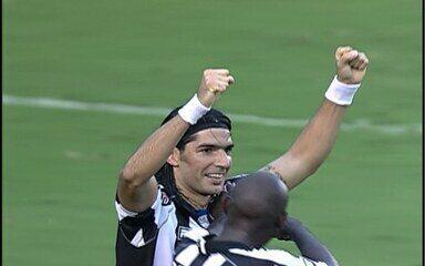 Os gols de Flamengo 1 x 2 Botafogo pela final da Taça Rio 2010