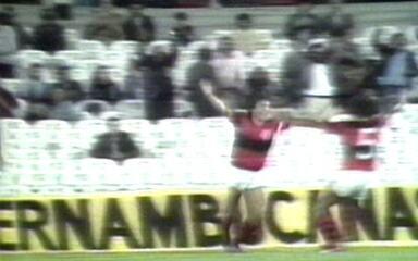 Em 1981, Flamengo vence Cobreloa por 2 a 0 e é Campeão da Libertadores