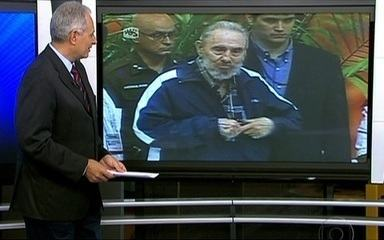 Fidel Castro deixa a liderança do Partido Comunista de Cuba