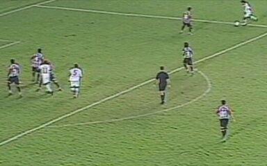 Em 2005, Coutinho fez o primeiro gol do Vasco na vitória sobre o Sâo Paulo por 3 a 1