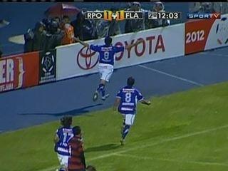 Os gols de Real Potosí 2 x 1 Flamengo pela Pré-Libertadores