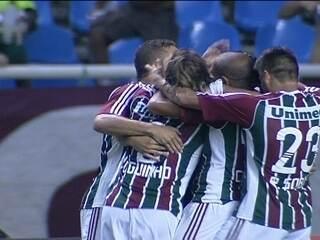 No sufoco, Fluminense vence Arsenal-ARG por 1 a 0 na estreia da Libertadores