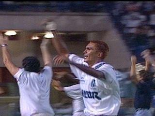 Em 1995, Santos goleia o Fluminense por 5 a 2 e vai para a final do Campeonato Brasileiro