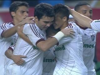 Os gols de Fluminense 4 x 1 Portuguesa pela 5º rodada da Série A do Brasileiro 2012