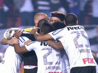 Corinthians é o campeão da Libertadores 2012