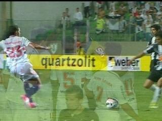 Melhores momentos: Atlético-MG 1 X 0 São Paulo pela 24ª rodada do Brasileirão 2012