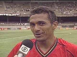 Em 2000, Sport vence Atlético-MG por 6 a 0 pelo Campeonato Brasileiro