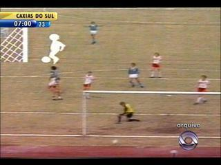 Relembre o jogo entre Grêmio e Hamburgo no mundial de 1983