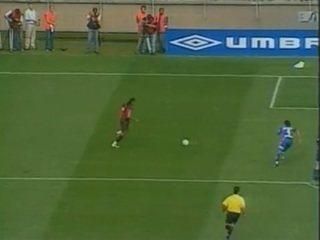 Em 2004, Atlético-PR vence São Caetano por 5 a 2 pelo Campeonato Brasileiro