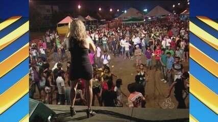 Último carnaval em Ariquemes foi em 2013