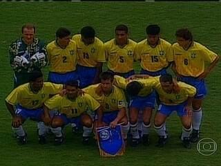 Baú do Esporte relembra final da Copa do Mundo de 94, entre Brasil e Itália