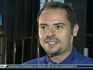 Campeão olímpico, Ricardinho vira dirigente, monta time de vôlei, mas seguirá jogando