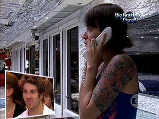 Big Brother Brasil 8: Big Fone