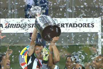 Atlético-MG bate o Olimpia no tempo normal e nos pênaltis e conquista a América