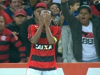 O gol de Flamengo 1 x 0 Cruzeiro pelas oitavas de final da Copa do Brasil