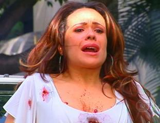 Mulheres Apaixonadas: Téo e Fernanda são vítimas de balas perdidas
