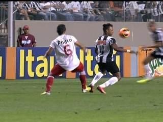 Melhores momentos: Atlético-MG 5 x 0 Náutico pela 32ª rodada do Brasileirão de 2013