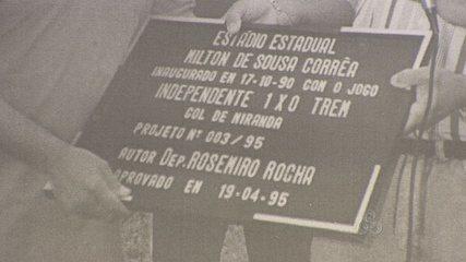 Saiba que foi Milton de Souza Corrêa, o personagem que deu nome ao estádio Zerão