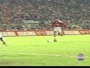 Fabiano relembra gol do título do Inter ndo Gauchão de 1997