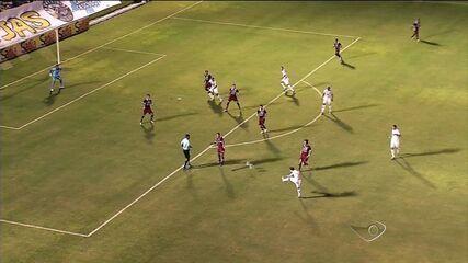 Desportiva é goleada pelo ABC de Natal, e é eliminada na primeira fase da Copa do Brasil