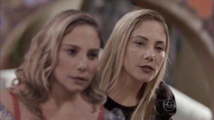 Heloísa Périssé em 'Segunda Dama'