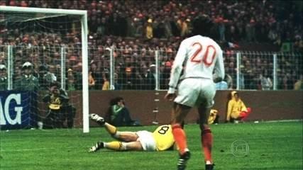 Seleções da Copa: Holanda pode se espelhar no grupo de 74, que marcou época
