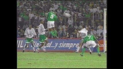 Em 1999, Deportivo Cali vence Palmeiras por 1 a 0 pela Taça Libertadores