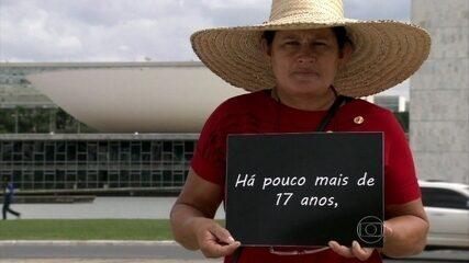 Lembre do caso do índio Galdino, assassinado por cinco jovens de Brasília