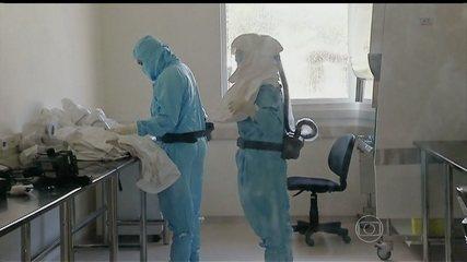 Especialistas tiram dúvidas sobre a epidemia do ebola