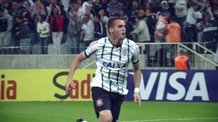 Os gols de Corinthians 3 a 1 Bragantino pelas oitavas de final da Copa do Brasil