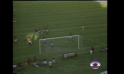 Celestino Valenzuela narra título do Inter no Brasileiro de 1975