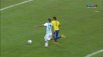 Melhores momentos: Brasil 2 x 0 Argentina pelo Superclássico das Américas 2014