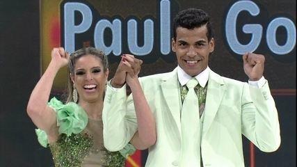Marcello Melo Jr. mostra samba no pé na final do 'Dança dos Famosos 2014'