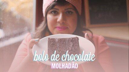 Bolo de Chocolate - Dulce Delight