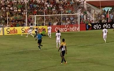 Os gols de Real Noroeste 1 x 4 Criciúma pela Copa do Brasil 2015