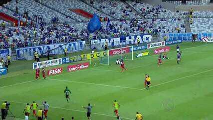 Tombense garante vaga na semifinal do Estadual após vencer Cruzeiro