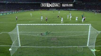 Veja os melhores momentos de Santa Cruz 1 a 0 Salgueiro pela final do Pernambucano 2015
