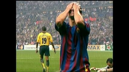 Belletti relembra gol histórico pelo Barça na final da Champions em 2006