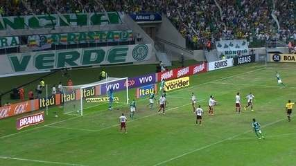Melhores Momentos: Palmeiras 2 x 1 Fluminense pela 7ª rodada do Brasileirão 2015