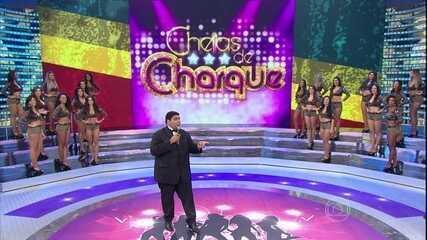 'Rainha da Alcatra'? Paulo Vieira muda nomes de sucessos da tv