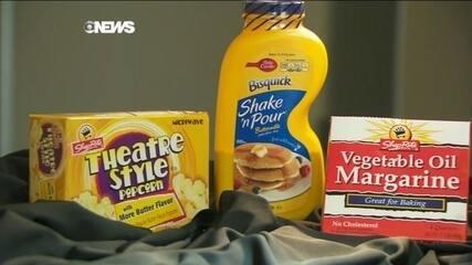 Indústria americana terá que eliminar produtos com gordura trans