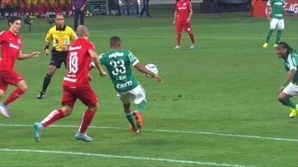 Melhores momentos: Palmeiras 3 x 2 Internacional pela quartas de final da Copa do Brasil
