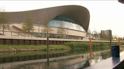 Olimpíadas de Londres em 2012 foram planejadas pensando no legado