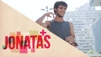 Conheça Jonatas, personagem de Felipe Simas