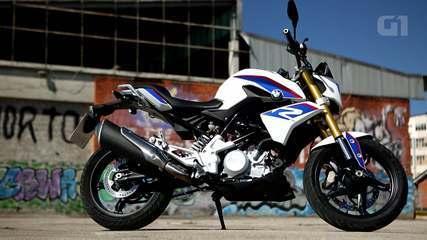 BMW G 310 R: conheça a primeira moto de baixa cilindrada da marca