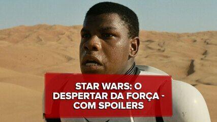 'Star Wars: o despertar da Força': veja análise de principais spoilers da trama