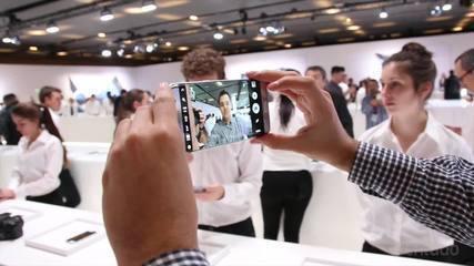 Testamos no Galaxy S7 e Galaxy S7 Edge no MWC 2016