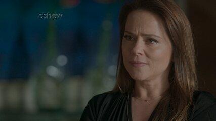 Teaser 30/7 - Lili descobre que Germano é o pai de Eliza